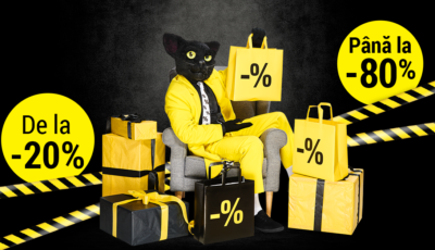 De Black Friday Top Shop v-a pregătit REDUCERI de senzație, de la -20% până la -80%