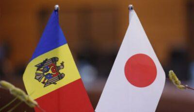 Republica Moldova va primi un grant de 800 mii de euro din partea Japoniei pentru achiziționarea de echipamente medicale