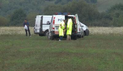 Cadavrul unui nou-născut, descoperit într-un lan agricol din raionul Drochia