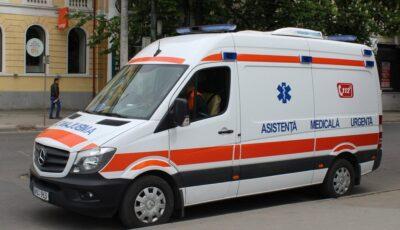 Din cauza ambuteiajelor, o femeie din Chișinău a născut în ambulanță