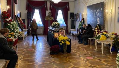 Actorul Vlad Ciobanu a fost condus pe ultimul drum
