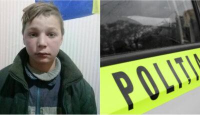 Un copil din Căușeni este căutat cu disperare deja de câteva săptămâni