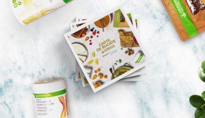 Rețete pentru sănătate: Cartea de bucate care te învață să mănânci echilibrat