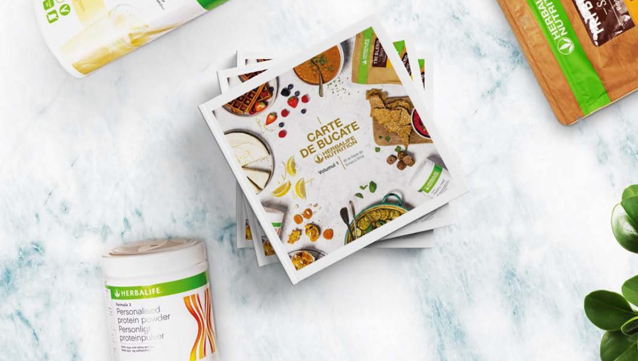 Foto: Rețete pentru sănătate: Cartea de bucate care te învață să mănânci echilibrat