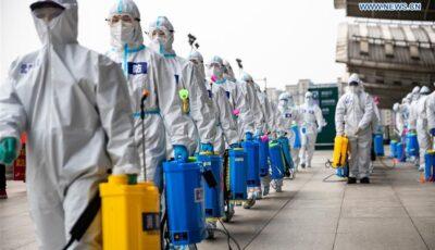 16 noi cazuri de Covid în China. Începe testarea în masă