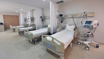 În spitalul din Anenii Noi nu mai sunt locuri. Cele 5 aparate de ventilare sunt insuficiente pentru numărul mare de pacienți