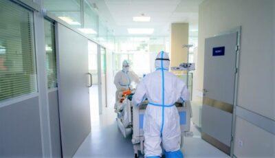 Coronavirus: Toate locurile din spitalele din Chișinău sunt ocupate