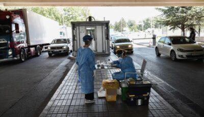 Noi condiții de intrare în Grecia pentru cetățenii români care aleg să plece cu mașina