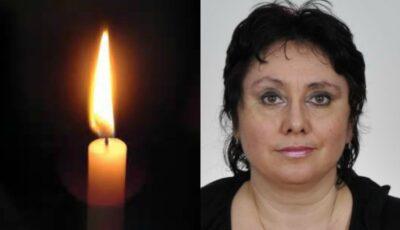 Doliu în lumea medicală! S-a stins din viață profesoara Natalia Rotaru, șefa catedrei Radiologie din cadrul USMF