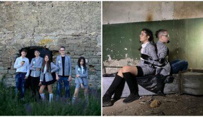 """S-a lansat """"6ASE"""", un serial cu vedete care abordează problemele tinerilor"""