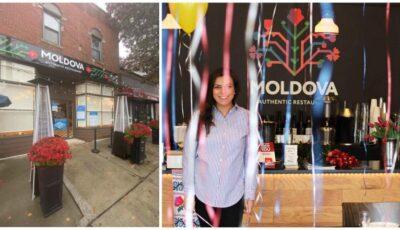 SUA: Doi soți moldoveni și-au transformat restaurantul în secție de votare