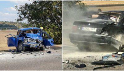 Detalii cutremurătoare! Șoferul care a ucis un tată și o fiică, a murit peste două luni într-un alt accident