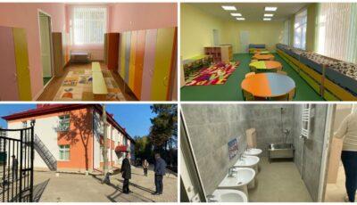 În sectorul Botanica se deschide o grădiniță renovată, dotată cu mobilier nou și utilaje moderne