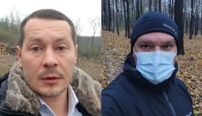 Primarul Ion Ceban, criticat de Ruslan Codreanu după ce a purtat masca alergând singur prin pădure