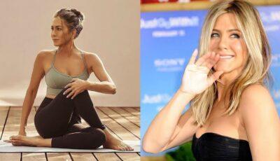 Jennifer Aniston, condiție fizică de invidiat într-o ținută sport la 51 de ani. Cum se menține vedeta?