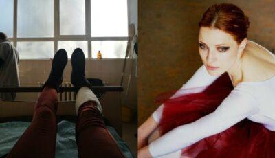 """Actrița Alina Stoianav a lansat o petiție, după ce a fost mușcată de un câine în parc: """"Vreau să mă simt în siguranță când merg prin Chișinău"""""""