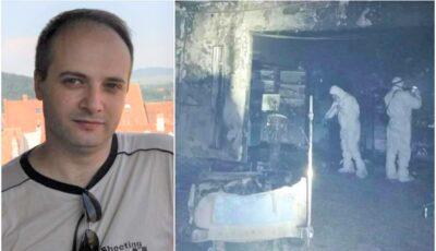 El este medicul erou care a intrat în flăcări după pacienți, încercând să salveze cât mai multe vieți