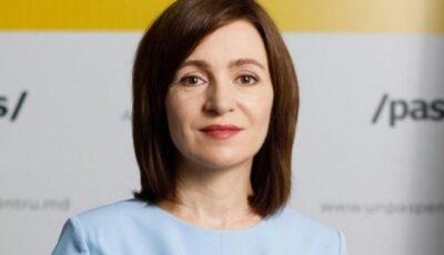 Maia Sandu a anunțat numele primilor trei consilieri care vor face parte din echipa sa după inaugurare