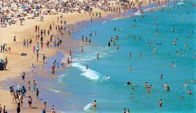 Australia se topește din cauza căldurii. Temperaturi de +40 de grade