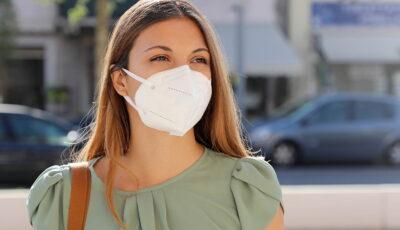 În Germania, persoanele vulnerabile în fața Covid-19 vor primi gratuit măști FFP2, cu protecție superioară împotriva virusului