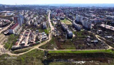 Mai multe străzi din cartierul Poşta Veche nu au fost reparate niciodată