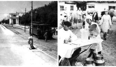 Agenția Națională a Arhivelor a publicat fotografii rare din perioada Moldovei Sovietice