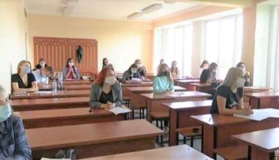Universităţile din ţară ar putea trece la învăţământul online