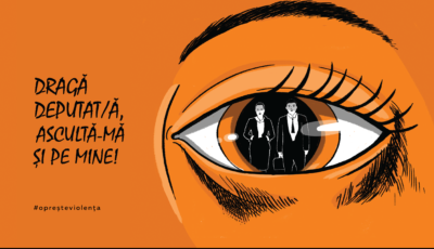 """""""Dragă deputat(ă), ascultă-mă și pe mine"""": Centrul de Drept al Femeilor îndeamnă la acțiune împotriva violenței față de femei și a violenței în familie"""