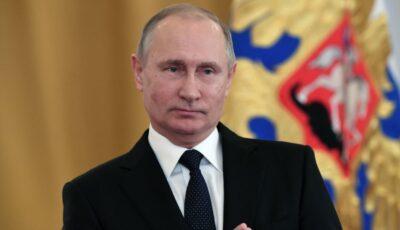 Vladimir Putin ar avea o fiică secretă de 17 ani cu o fostă menajeră, acum milionară