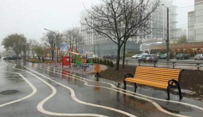 Pe aleea bulevardului Mircea cel Bătrân va fi conectat Wi-Fi gratuit