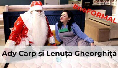 Talk Show: #neFormal cu Lenuța Gheorghiță și Ady Carp