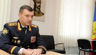 Șeful Poliției de Frontieră, Corneliu Groza, și-a dat demisia