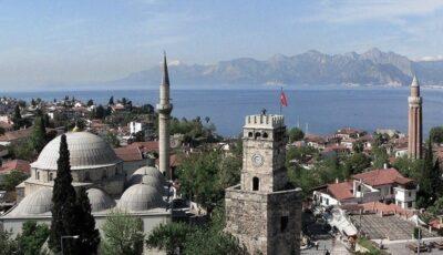 Cutremur puternic în Turcia. Seismul a fost resimțit în Antalya