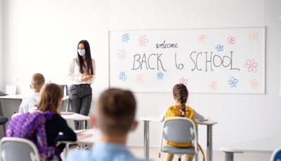 UNICEF cere redeschiderea școlilor și avertizează asupra prejudiciilor cauzate copiilor