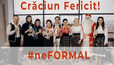 Ediție specială: #neFormal cu Lenuța Gheorghiță