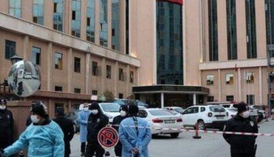 Incendiul la un spital Covid din Turcia: 8 pacienți au murit