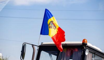 Un fermier din PMAN a ținut un discurs în limba engleză, adresat Ambasadorului UE la Chișinău