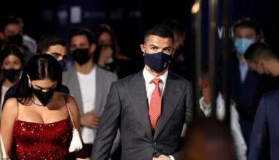 Cristiano Ronaldo, desemnat fotbalistul secolului la ceremonia grandioasă organizată în Dubai