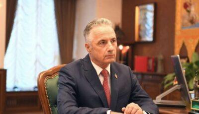 Victor Gaiciuc ar putea fi prim-ministrul interimar de la 1 ianuarie 2021