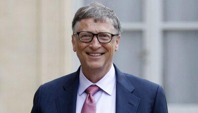 Cinci cărţi recomandate de Bill Gates pentru a avea un an mai bun
