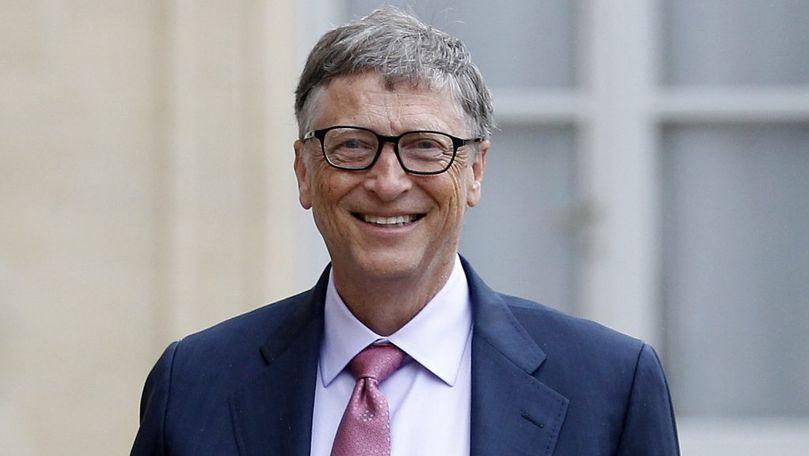 Foto: Cinci cărţi recomandate de Bill Gates pentru a avea un an mai bun
