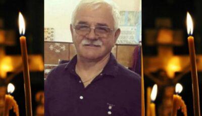Marele antrenor Gheorghe Guțu s-a stins astăzi, din cauza noului Coronavirus