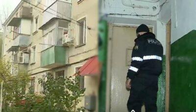 Două surori, ținute captive într-un apartament din Chișinău timp de 30 de ani