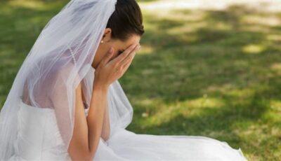 O mireasă a aflat în ziua nunții că este infectată cu Covid. Decizia cuplului i-a uimit pe invitați