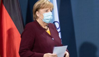 Restricții noi. Germania anunță închiderea școlilor și grădinițelor începând de miercuri, 16 decembrie