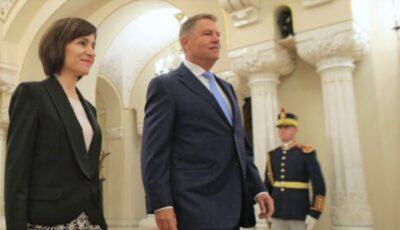 Președintele României, Klaus Iohannis, vine la Chișinău. Programul vizitei oficiale