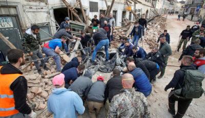 Pământul se cutremură la fiecare minut în Croația