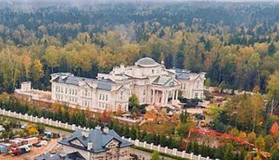 Cum arată palatul secret al lui Vladimir Putin, mai mare decât Palatul Buckingham. Ar fi costat aproape 300 milioane de dolari
