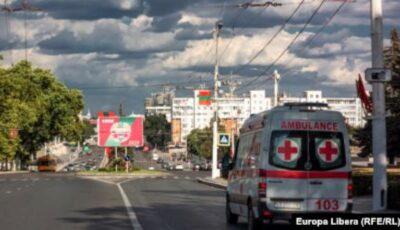 Marea Britanie ajută spitalele din Transnistria oferind echipamente de protecție și dezinfectanți