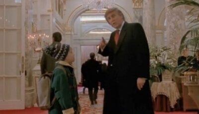 """Donald Trump, singurul moment în care apare în filmul ,,Home Alone"""" a fost tăiat în Canada"""